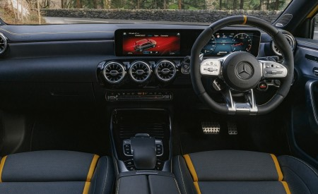 2020 Mercedes-AMG A 45 S (UK-Spec) Interior Cockpit Wallpapers 450x275 (72)