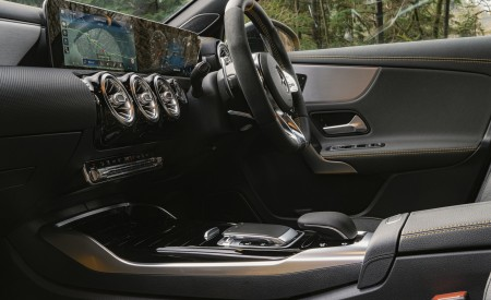 2020 Mercedes-AMG A 45 S (UK-Spec) Interior Detail Wallpapers 450x275 (70)