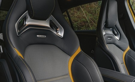 2020 Mercedes-AMG A 45 S (UK-Spec) Interior Front Seats Wallpapers 450x275 (65)