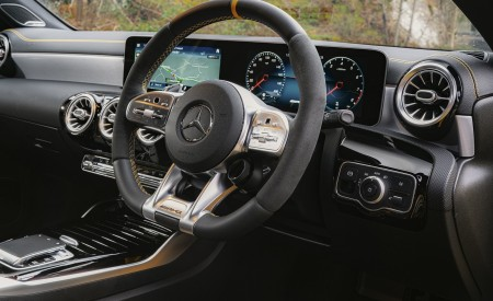 2020 Mercedes-AMG A 45 S (UK-Spec) Interior Wallpapers 450x275 (74)