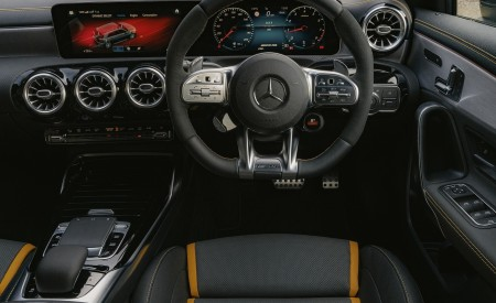 2020 Mercedes-AMG A 45 S (UK-Spec) Interior Wallpapers 450x275 (73)
