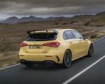 2020 Mercedes-AMG A 45 S (UK-Spec) Rear Three-Quarter Wallpapers 150x120 (23)