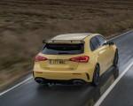 2020 Mercedes-AMG A 45 S (UK-Spec) Rear Three-Quarter Wallpapers 150x120 (26)