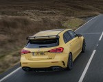 2020 Mercedes-AMG A 45 S (UK-Spec) Rear Wallpapers 150x120 (39)