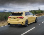 2020 Mercedes-AMG A 45 S (UK-Spec) Rear Wallpapers 150x120 (28)