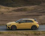 2020 Mercedes-AMG A 45 S (UK-Spec) Side Wallpapers 150x120 (30)