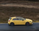 2020 Mercedes-AMG A 45 S (UK-Spec) Side Wallpapers 150x120 (40)