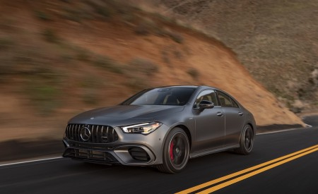 2020 Mercedes-AMG CLA 45 (US-Spec) Wallpapers HD