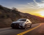 2020 Mercedes-AMG CLA 45 (US-Spec) Front Three-Quarter Wallpapers 150x120 (5)