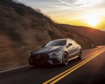 2020 Mercedes-AMG CLA 45 (US-Spec) Front Three-Quarter Wallpapers 150x120 (6)