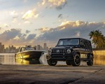 2020 Mercedes-AMG G 63 Cigarette Edition Front Three-Quarter Wallpapers 150x120 (4)