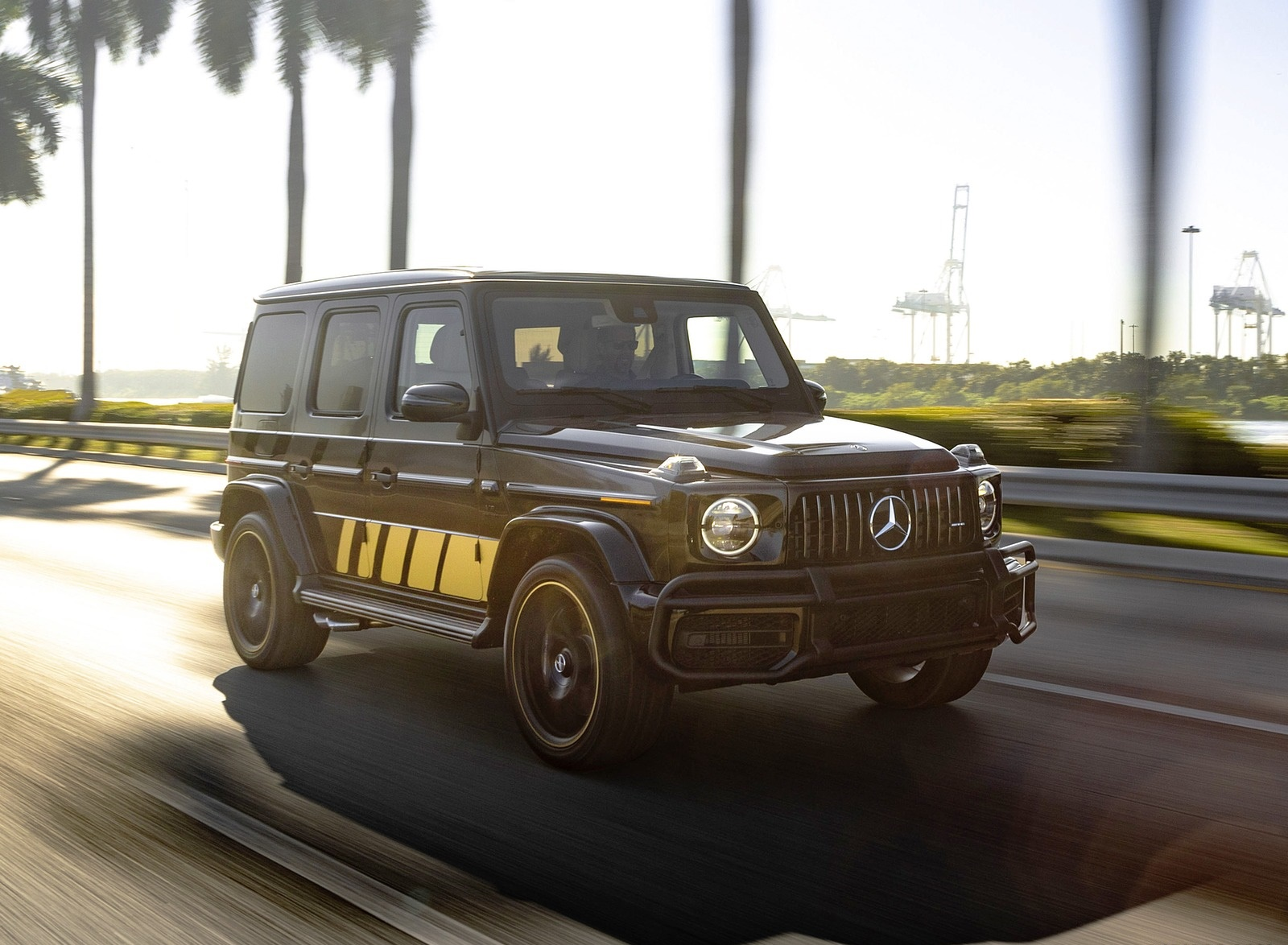 2020 Mercedes-AMG G 63 Cigarette Edition Front Three-Quarter Wallpapers (2)