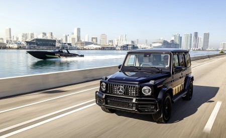 2020 Mercedes-AMG G 63 Cigarette Edition Wallpapers HD