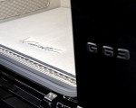 2020 Mercedes-AMG G 63 Cigarette Edition Trunk Wallpapers 150x120 (9)