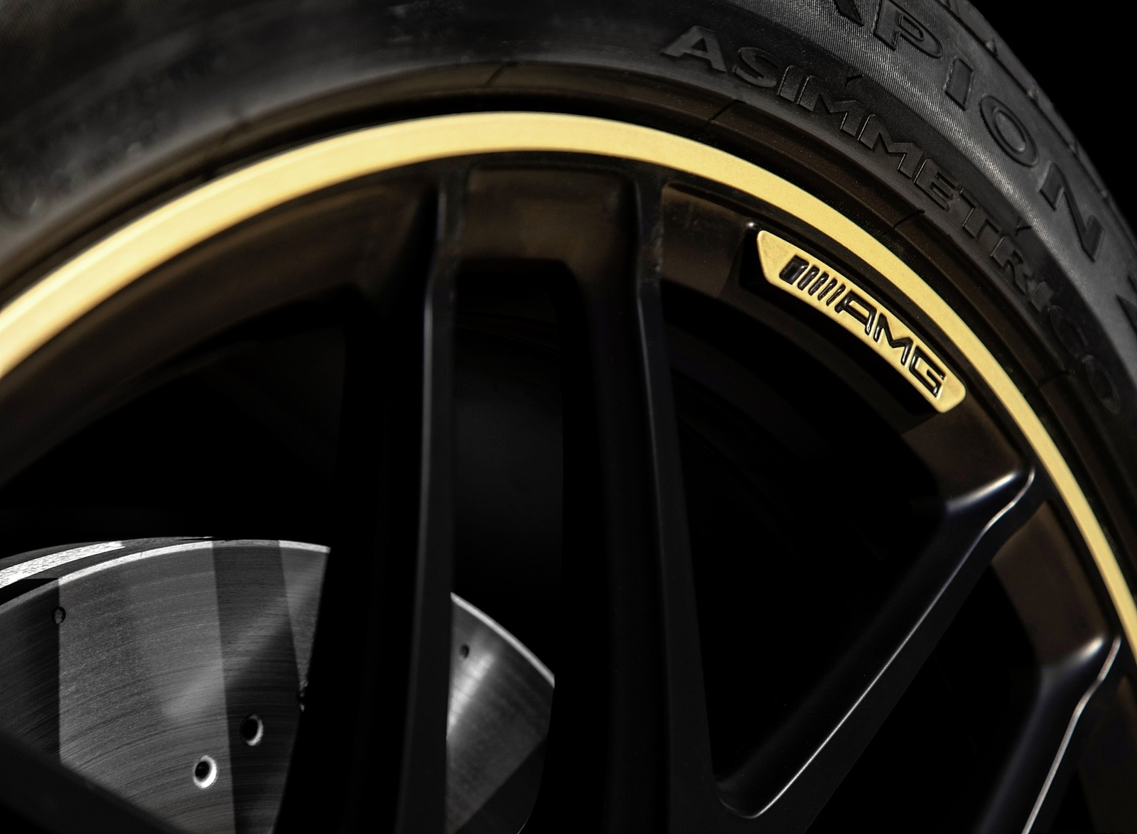 2020 Mercedes-AMG G 63 Cigarette Edition Wheel Wallpapers (7)