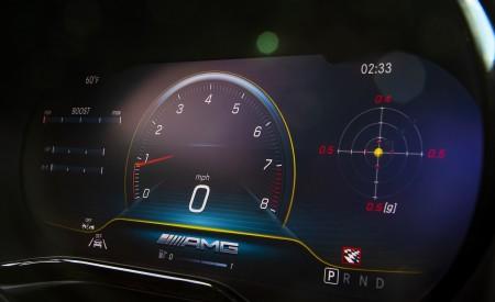 2020 Mercedes-AMG GT R Roadster (US-Spec) Digital Instrument Cluster Wallpapers 450x275 (74)