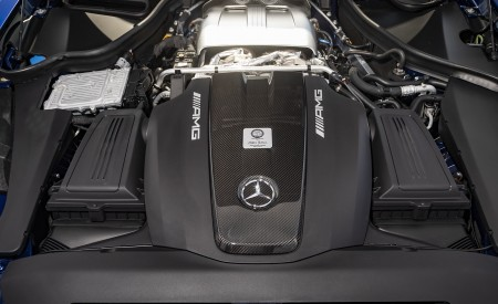 2020 Mercedes-AMG GT R Roadster (US-Spec) Engine Wallpapers 450x275 (61)