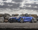 2020 Mercedes-AMG GT R Roadster (US-Spec) Front Three-Quarter Wallpapers 150x120 (31)