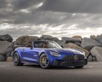 2020 Mercedes-AMG GT R Roadster (US-Spec) Front Three-Quarter Wallpapers 150x120 (33)