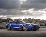 2020 Mercedes-AMG GT R Roadster (US-Spec) Front Three-Quarter Wallpapers 150x120 (35)