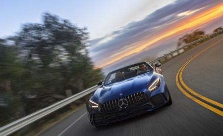 2020 Mercedes-AMG GT R Roadster (US-Spec) Wallpapers HD
