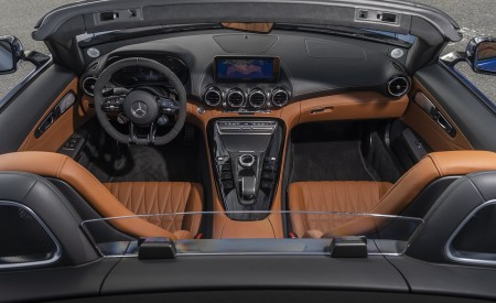 2020 Mercedes-AMG GT R Roadster (US-Spec) Interior Wallpapers 450x275 (68)