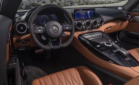 2020 Mercedes-AMG GT R Roadster (US-Spec) Interior Wallpapers 450x275 (67)