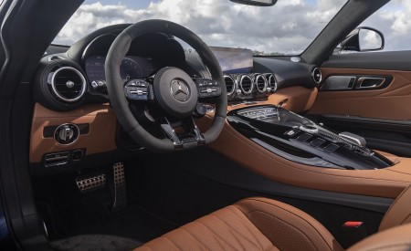 2020 Mercedes-AMG GT R Roadster (US-Spec) Interior Wallpapers 450x275 (65)