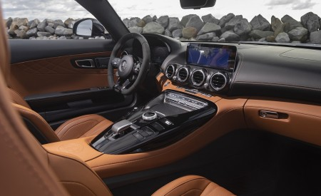 2020 Mercedes-AMG GT R Roadster (US-Spec) Interior Wallpapers 450x275 (66)