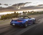 2020 Mercedes-AMG GT R Roadster (US-Spec) Rear Three-Quarter Wallpapers 150x120 (8)