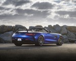 2020 Mercedes-AMG GT R Roadster (US-Spec) Rear Three-Quarter Wallpapers 150x120 (39)