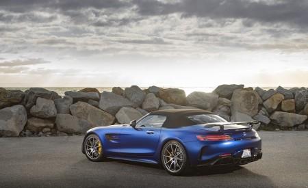 2020 Mercedes-AMG GT R Roadster (US-Spec) Rear Three-Quarter Wallpapers 450x275 (40)