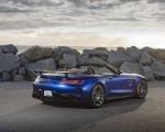 2020 Mercedes-AMG GT R Roadster (US-Spec) Rear Three-Quarter Wallpapers 150x120 (41)