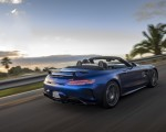 2020 Mercedes-AMG GT R Roadster (US-Spec) Rear Three-Quarter Wallpapers 150x120 (12)