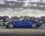 2020 Mercedes-AMG GT R Roadster (US-Spec) Side Wallpapers 150x120 (46)
