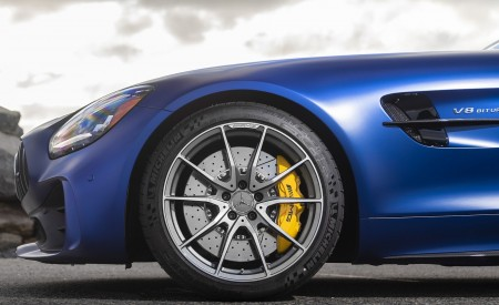 2020 Mercedes-AMG GT R Roadster (US-Spec) Wheel Wallpapers 450x275 (58)