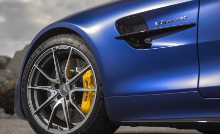 2020 Mercedes-AMG GT R Roadster (US-Spec) Wheel Wallpapers 450x275 (59)