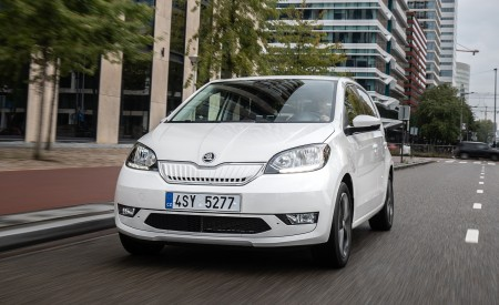 2020 Skoda Citigo IV Wallpapers HD
