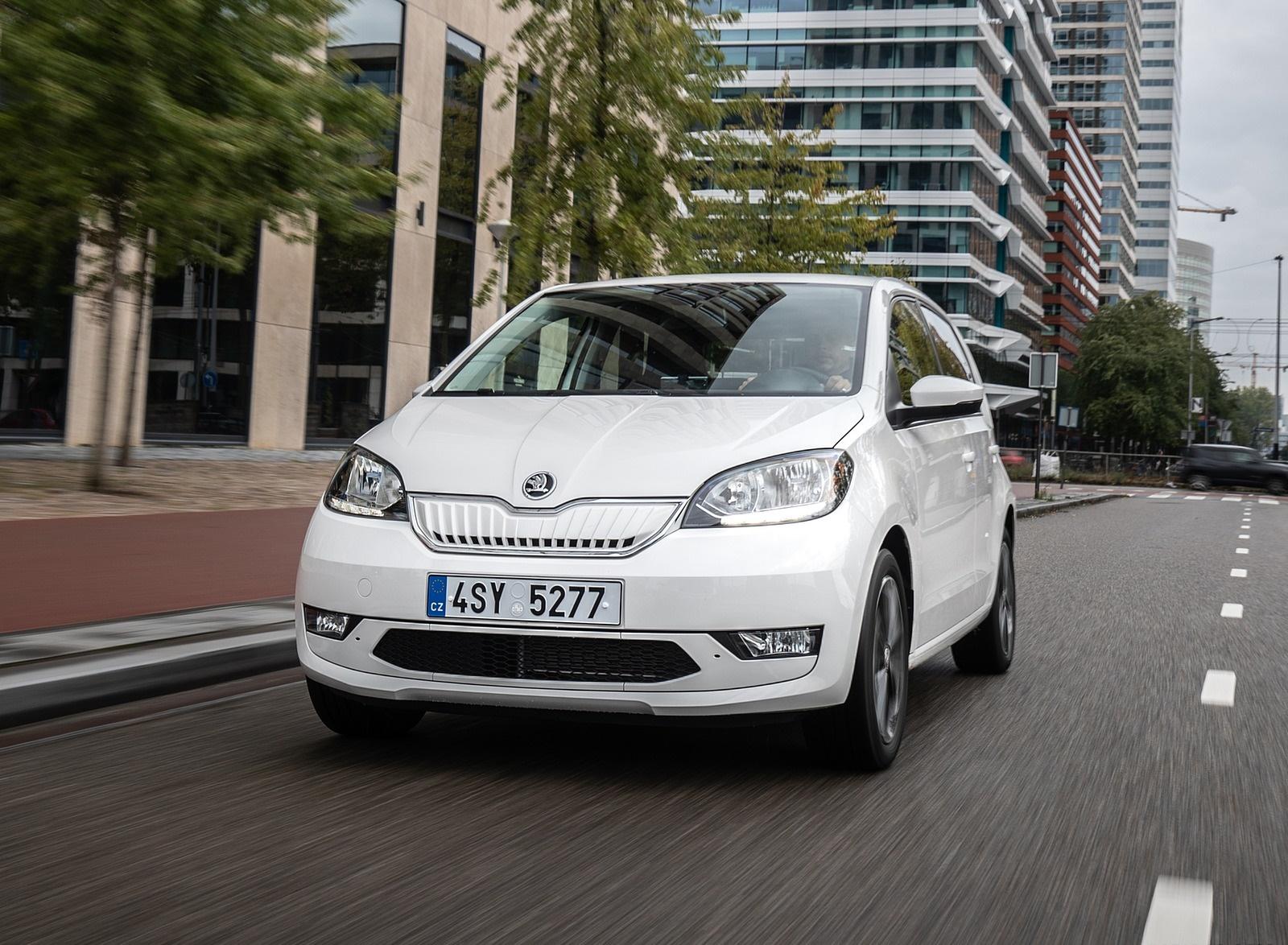 2020 Skoda Citigo iV Plug-In Hybrid Front Three-Quarter Wallpapers (1)