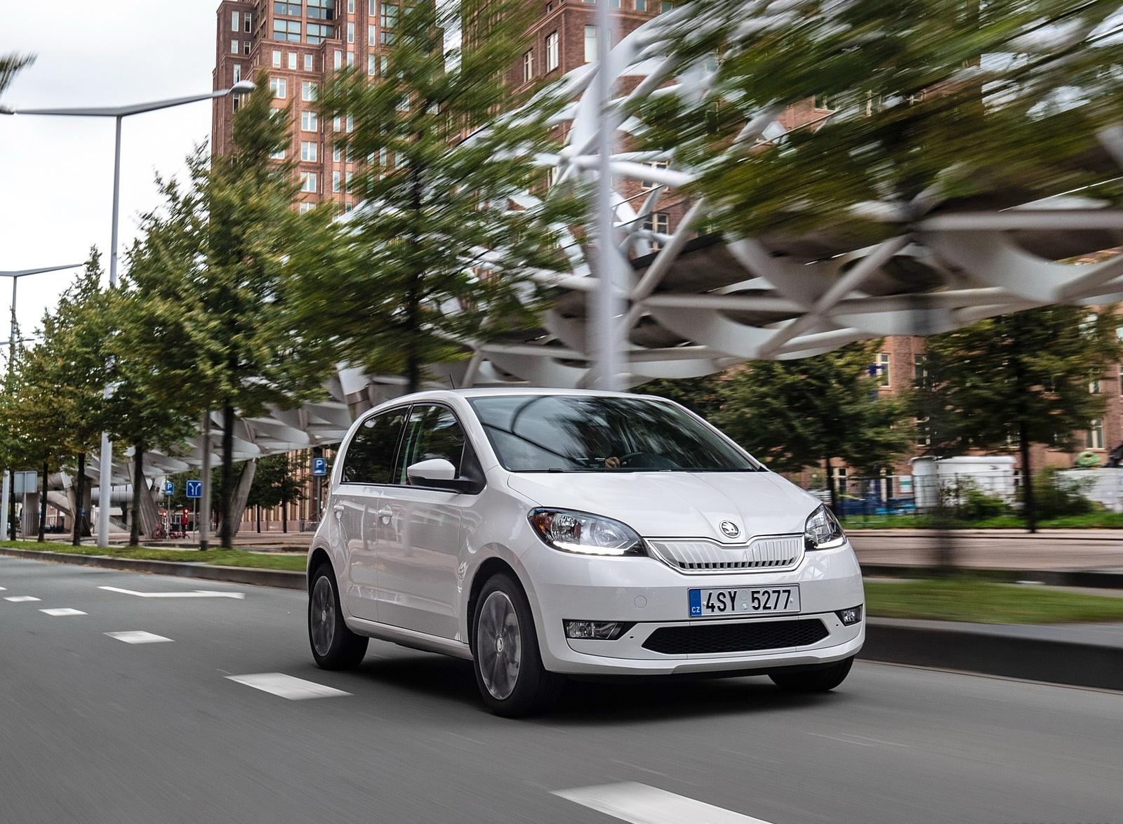 2020 Skoda Citigo iV Plug-In Hybrid Front Three-Quarter Wallpapers (3)