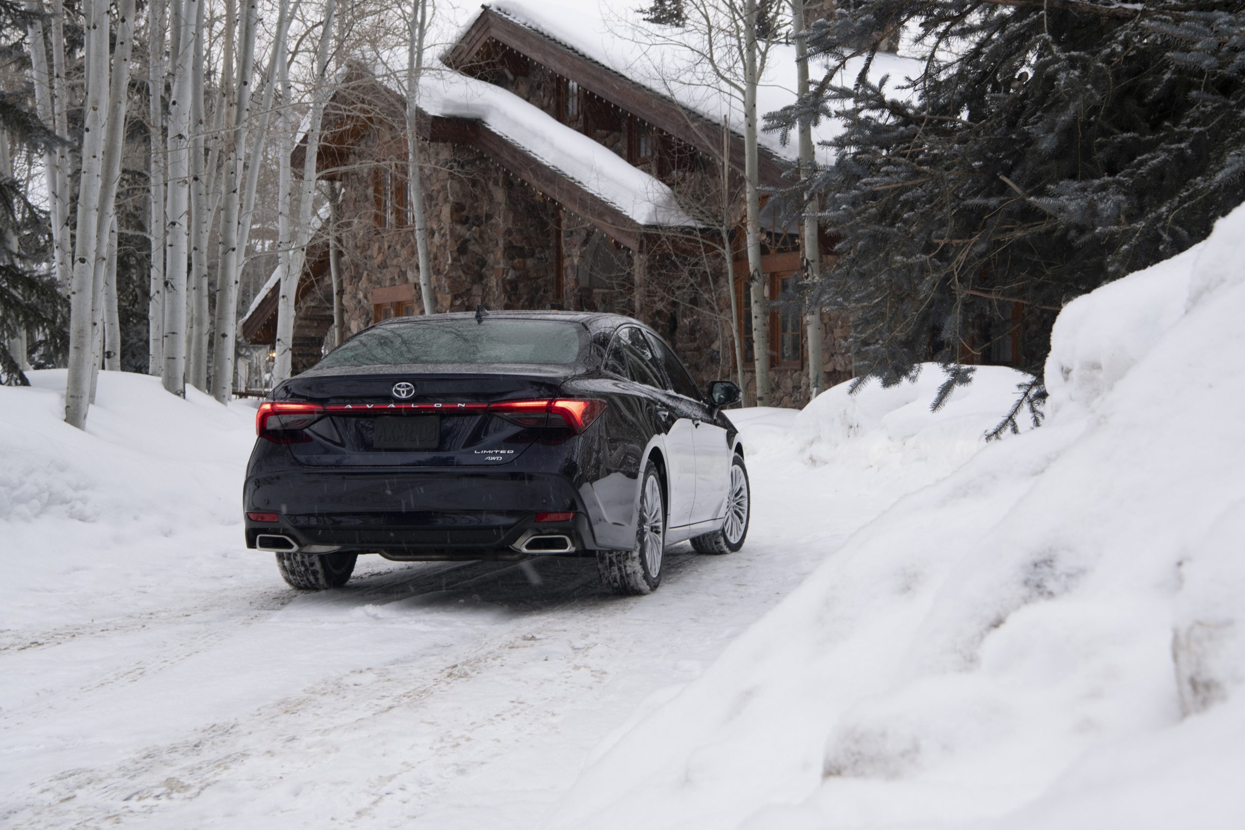2020 Toyota Avalon Limited AWD Rear Wallpapers (9)