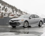 2020 Toyota Camry XLE AWD Front Three-Quarter Wallpapers 150x120 (4)