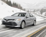 2020 Toyota Camry XLE AWD Wallpapers HD