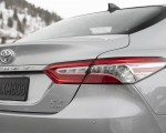 2020 Toyota Camry XLE AWD Tail Light Wallpapers 150x120 (11)
