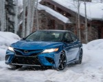 2020 Toyota Camry XSE AWD Front Three-Quarter Wallpapers 150x120 (49)