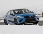 2020 Toyota Camry XSE AWD Front Three-Quarter Wallpapers 150x120 (31)