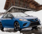 2020 Toyota Camry XSE AWD Front Three-Quarter Wallpapers 150x120 (36)