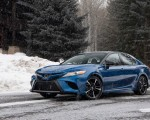 2020 Toyota Camry XSE AWD Front Three-Quarter Wallpapers 150x120 (24)