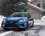 2020 Toyota Camry XSE AWD Front Wallpapers 150x120 (26)