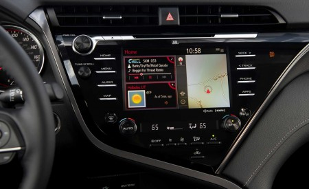 2020 Toyota Camry XSE AWD Interior Detail Wallpapers 450x275 (73)